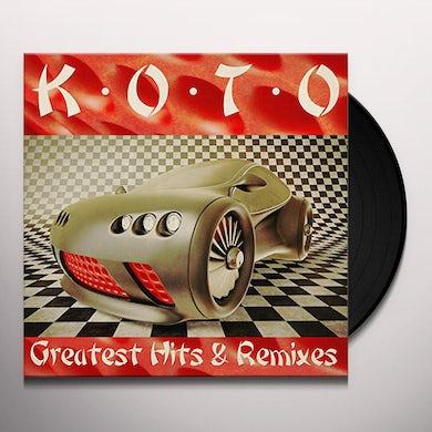 GREATEST HITS & REMIXES Vinyl Record