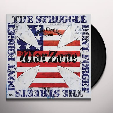 DON'T FORGET THE STRUGGLE DON'T FORGET THE STREETS Vinyl Record