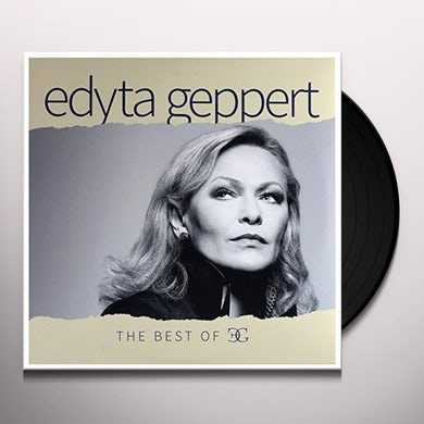 Edyta Geppert BEST OF Vinyl Record