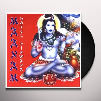 Maanam HOTEL NIRWANA Vinyl Record