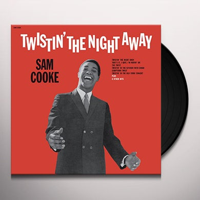 Sam Cooke TWISTIN THE NIGHT AWAY Vinyl Record