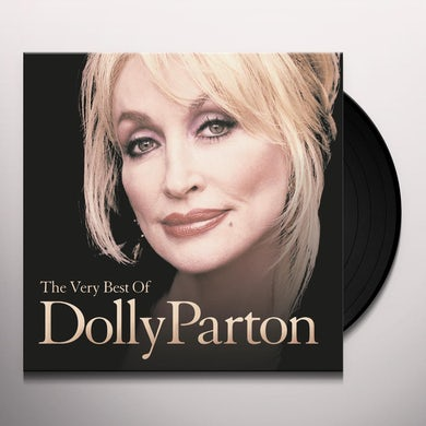 The Very Best Of Dolly Parton Vinyl Record