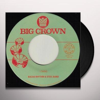 1 THING / HOOLA HOOP Vinyl Record