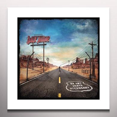 Wax Tailor BY ANY BEATS NECESSARY Vinyl Record