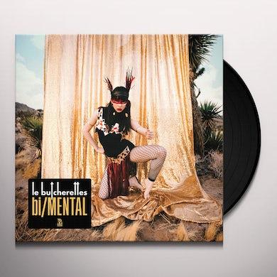 Le Butcherettes BI/MENTAL Vinyl Record