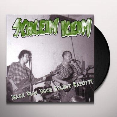 Schleimkeim MACH DICH DOCH SELBST KAPUTT! Vinyl Record