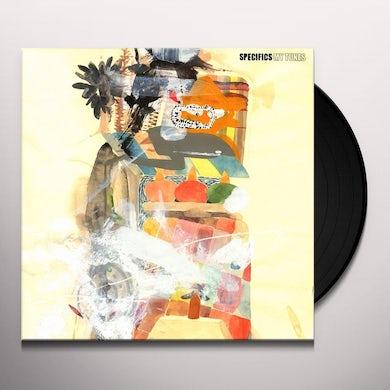 Specifics MY TUNES Vinyl Record
