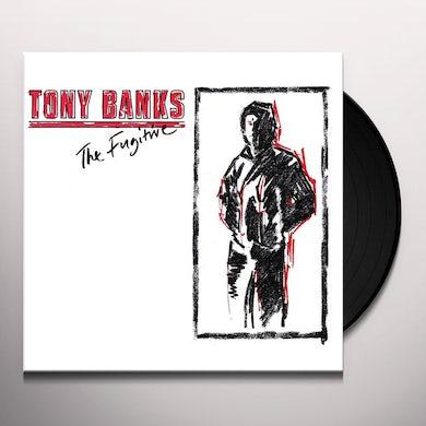 Tony Banks FUGITIVE Vinyl Record
