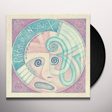 The Chameleons RETURN OF THE ROUGHNECKS (LIVE AT RITZ MANCHESTER) Vinyl Record