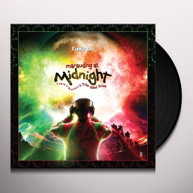 Funky DL MARAUDING AT MIDNIGHT: TRIBUTE TO SOUNDS OF A Vinyl Record