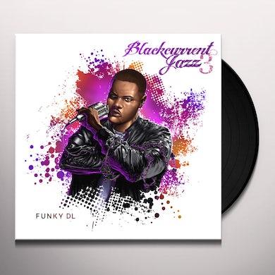 Funky DL BLACKCURRENT JAZZ 3 Vinyl Record