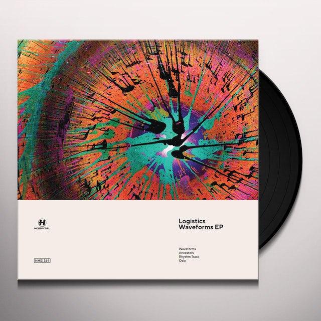 Logistics WAVEFORMS Vinyl Record
