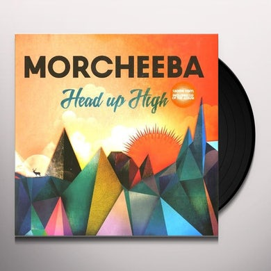 Morcheeba HEAD UP HIGH Vinyl Record