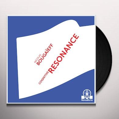 Nicolas Bougaieff COGNITIVE RESONANCE Vinyl Record