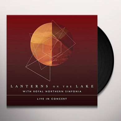 Lanterns On The Lake LIVE WITH ROYAL NORTHERN SINFONIA Vinyl Record