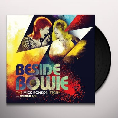 BESIDE BOWIE: THE MICK RONSON STORY / VARIOUS Vinyl Record