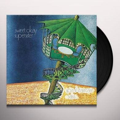 Supersister Spiral Staircase Vinyl Record