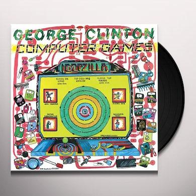 George Clinton  COMPUTER GAMES Vinyl Record