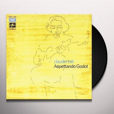 Claudio Lolli ASPETTANDO GODOT / MICHEL Vinyl Record