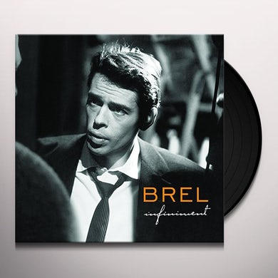 Jacques Brel BEST OF VINYLE Vinyl Record