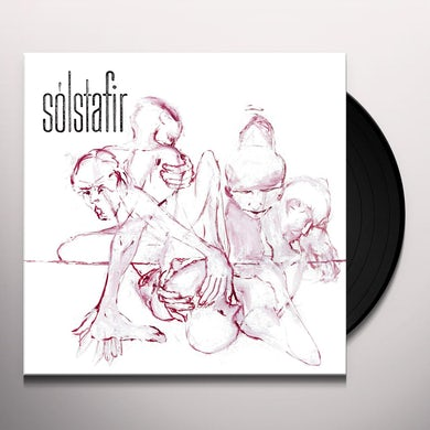 Solstafir MASTERPIECE OF BITTERNESS Vinyl Record