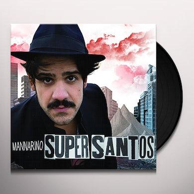 Mannarino SUPERSANTOS Vinyl Record