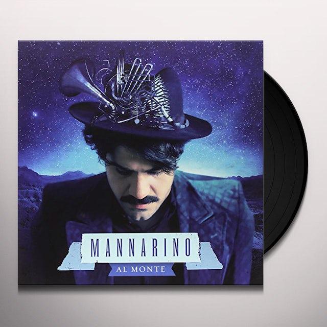 Mannarino AL MONTE Vinyl Record