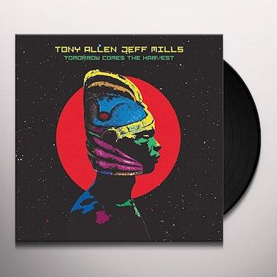 Tony Allen TOMORROW COMES THE HARVEST Vinyl Record