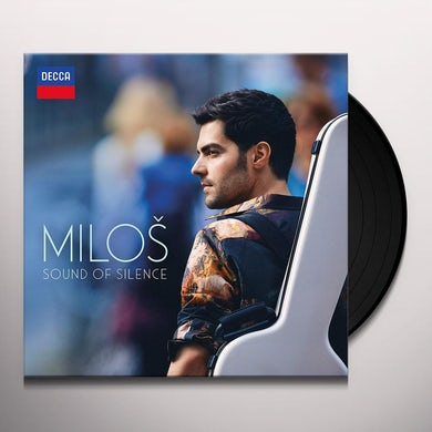 Milos Karadaglic Sound Of Silence (LP) Vinyl Record