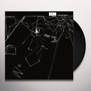 Mal Waldron FREE AT LAST Vinyl Record