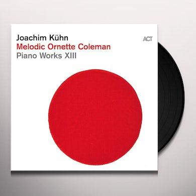 MELODIC ORNETTE COLEMAN Vinyl Record