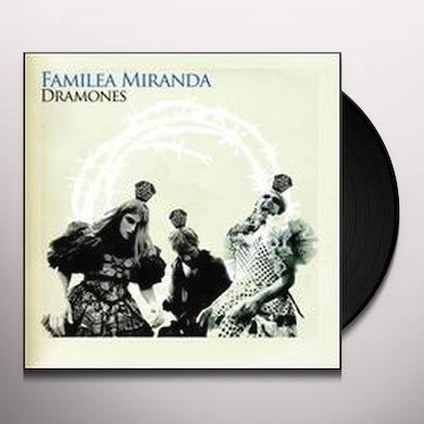 Familea Miranda DRAMONES Vinyl Record - Canada Release