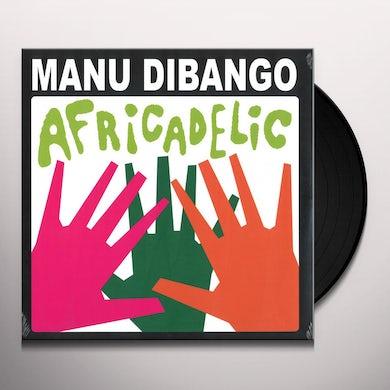 Manu Dibango AFRICADELIC Vinyl Record