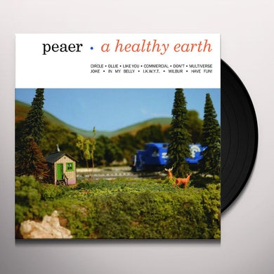 PEAER HEALTHY EARTH Vinyl Record