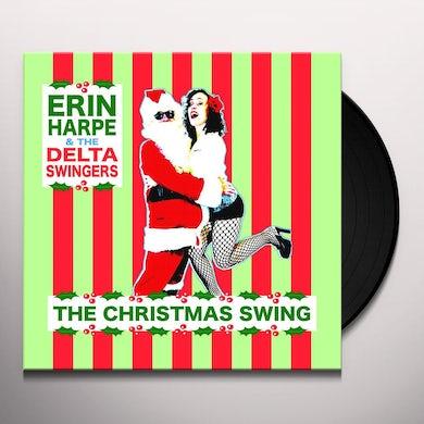 Erin Harpe & Delta Swingers CHRISTMAS SWING Vinyl Record