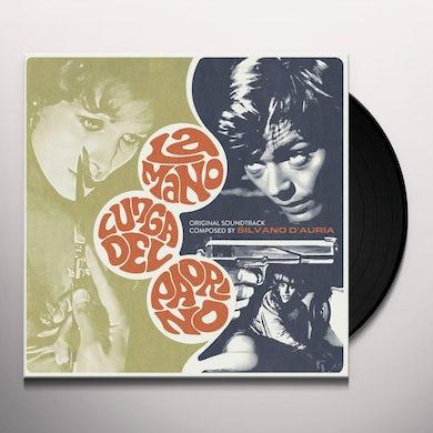 Silvano D'Auria LA MANO LUNGA DEL PADRINO / O.S.T. Vinyl Record