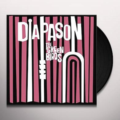 GREEN BIRDS DIAPASON / Original Soundtrack Vinyl Record