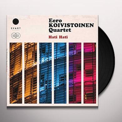 EERO KOIVISTOINEN HATI HATI Vinyl Record