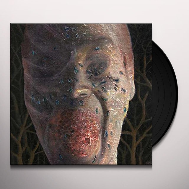 FESTERDAY FOUR STAGES OF DECOMPOSITION Vinyl Record