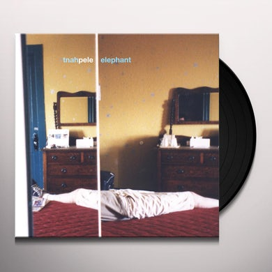 Pele ELEPHANT Vinyl Record