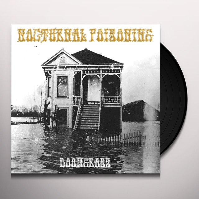 NOCTURNAL POISONING DOOMGRASS Vinyl Record