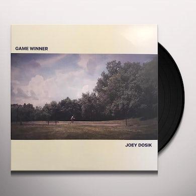 Joey Dosik GAME WINNER Vinyl Record