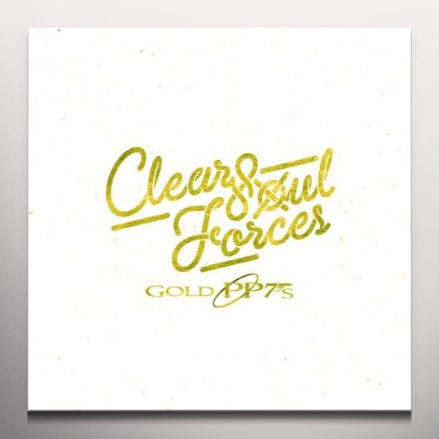 Clear Soul Forces GOLD PP7S Vinyl Record