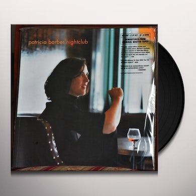 Patricia Barber NIGHTCLUB Vinyl Record