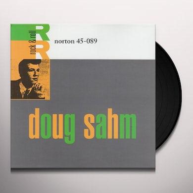 DOUG SAHM Vinyl Record