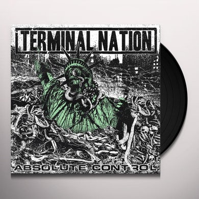 Terminal Nation ABSOLUTE CONTROL Vinyl Record