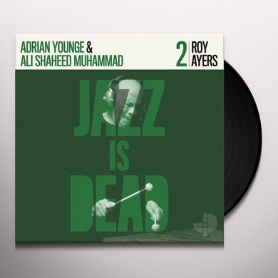 Adrian Younge ROY AYERS Vinyl Record