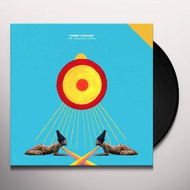Tiombe Lockhart AQUARIUS YEARS Vinyl Record