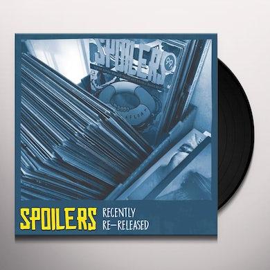 Spoilers RECENTLY RE-RELEASED Vinyl Record