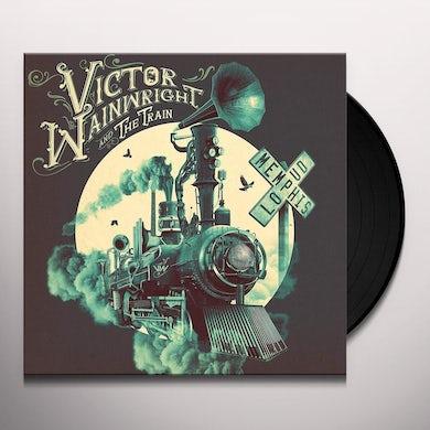 Victor Wainwright / Train MEMPHIS LOUD Vinyl Record